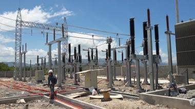 Dự án điện mặt trời Tuy Phong 30 Mwp