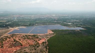 Nhà máy Điện Mặt trời Hàm Kiệm 49 MWp