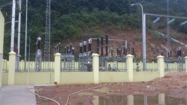 Trạm biến áp 110kV Sông Cầu Phú Yên- Nhà máy thuỷ điện La Hiêng